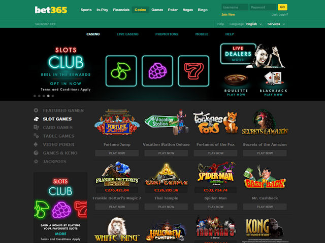 casino online betting  automat
