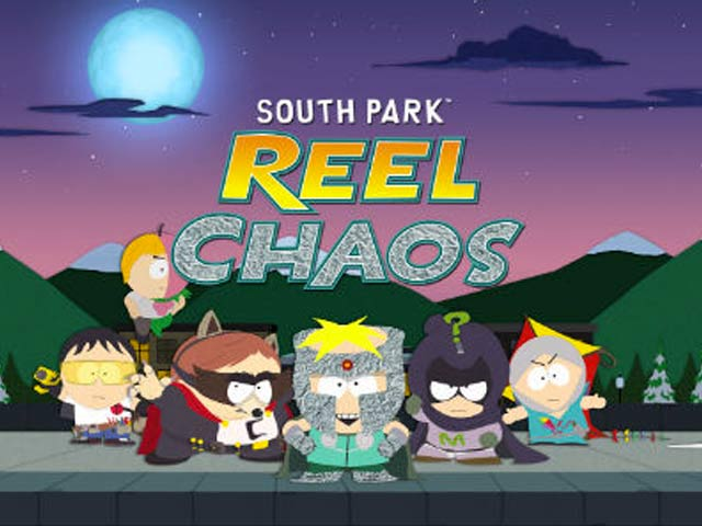 Video automat South Park: Reel Chaos