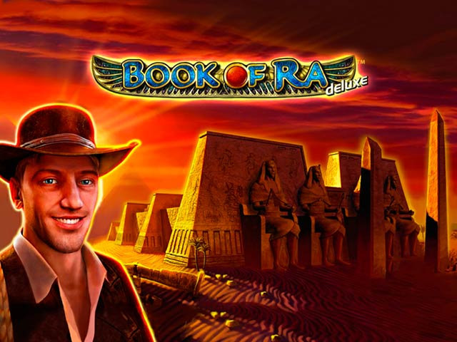 Video automat Book of Ra Deluxe