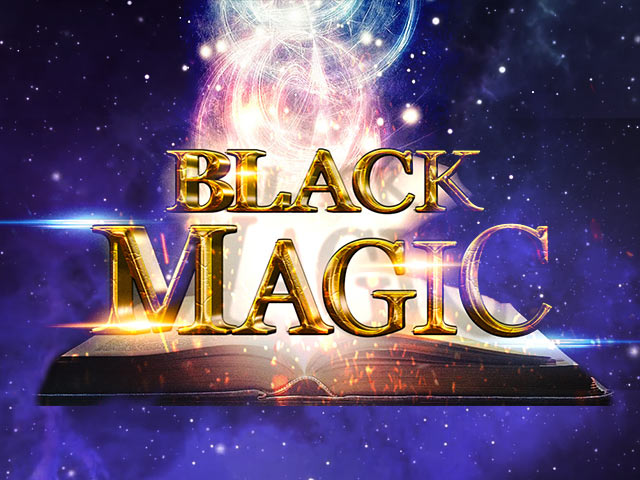 Black Magic HD SYNOT Games