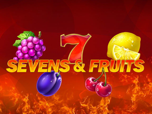 Video automat Sevens&Fruits