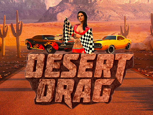 Desert Drag Booming Games