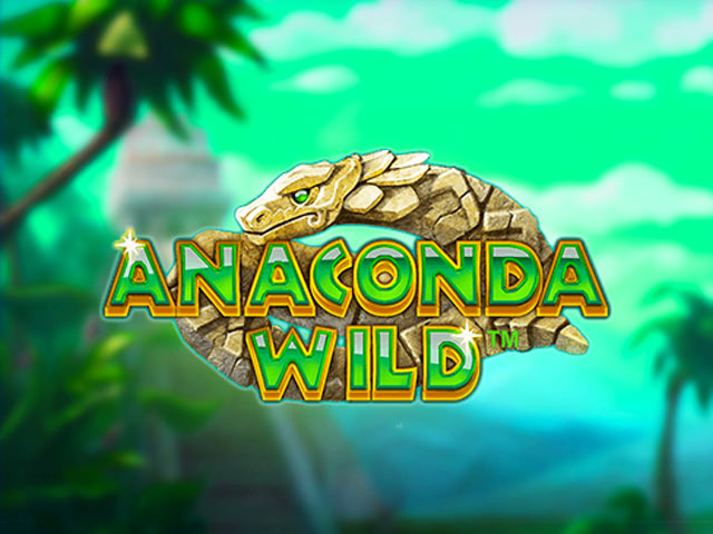 Anaconda Wild Playtech