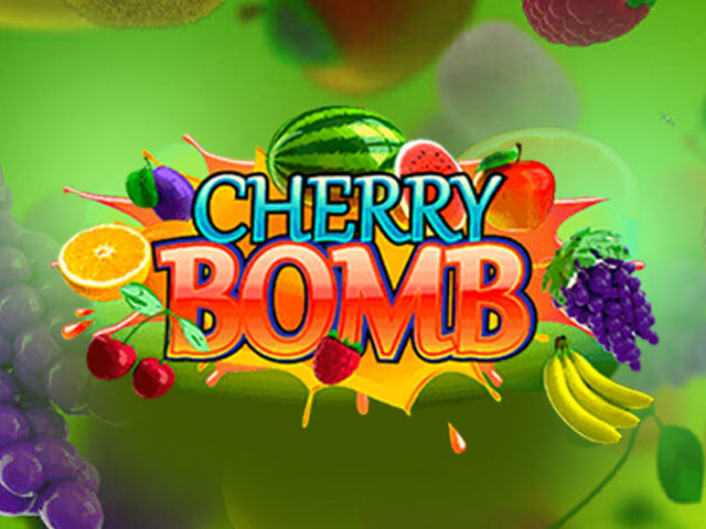 Cherry Bomb Booming Games