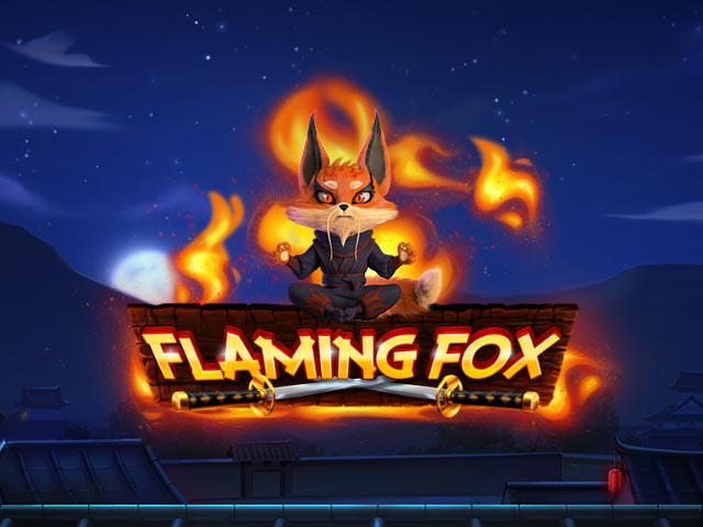 Dobrodružný online automat Flaming Fox