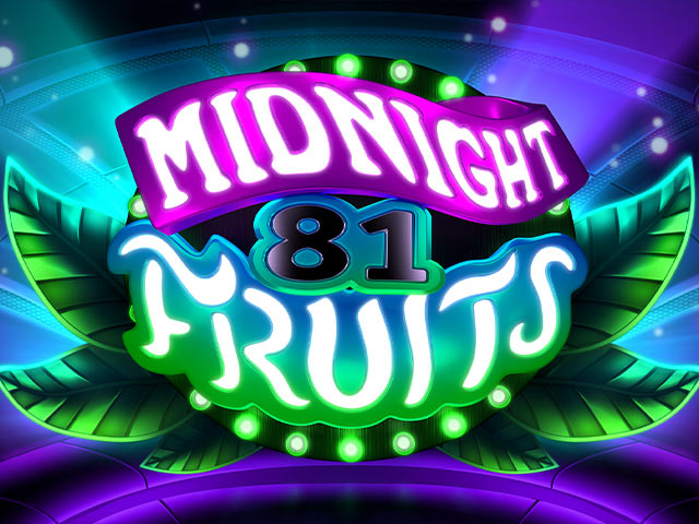 Midnight Fruits 81 Apollo Games