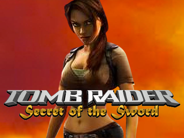 Filmový videoautomat Tomb Raider: Secret of the Sword