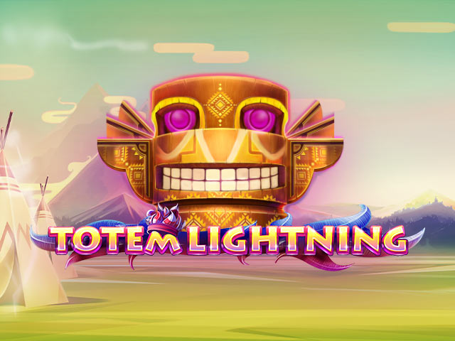 Totem Lightning Red Tiger
