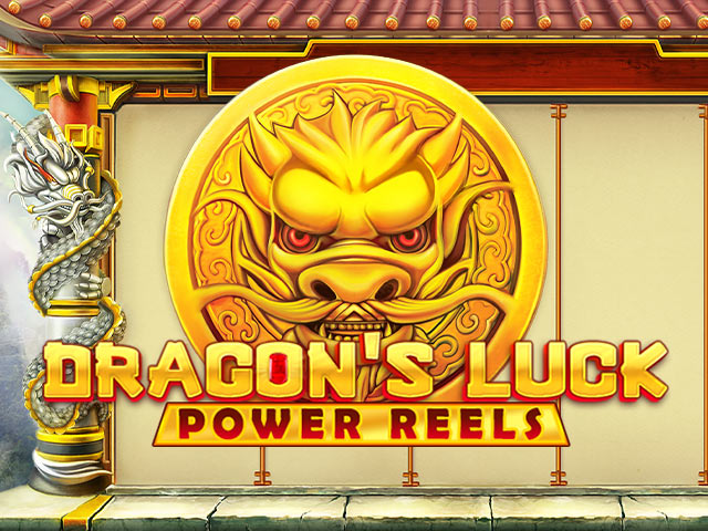 Dobrodružný online automat Dragon's Luck Power Reels